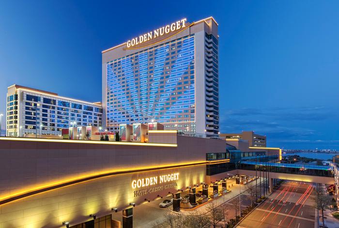 Le propriétaire du Golden Nugget mis à la porte d'un casino !