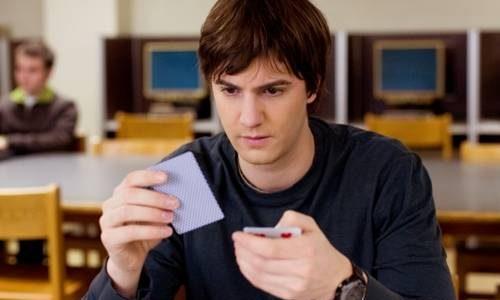 Compter les cartes au Blackjack avec un iPhone.