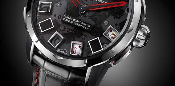 Offrez-vous une montre 21 Blackjack pour Noël !