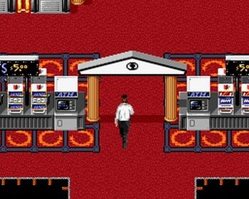 Super Caesars Palace sur console