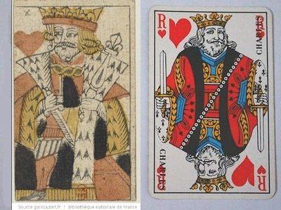 Partie 4 : L'appellation des cartes