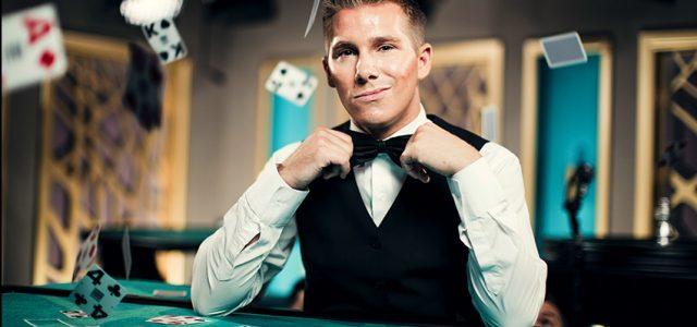 Le live casino : le casino chez vous !