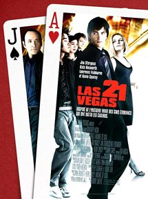 Film Las Vegas 21 sur le Blackjack
