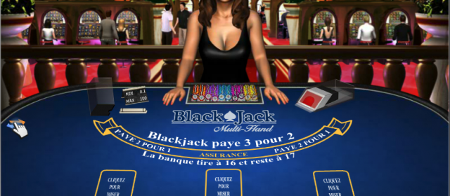 Le blackjack multi-hand